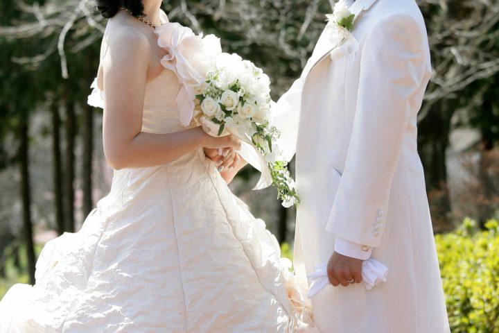 結婚と婚姻