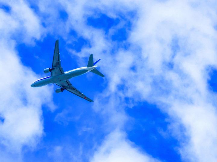 飛行機の画像