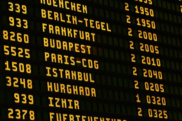 海外での取引が多く、渡航も多い企業