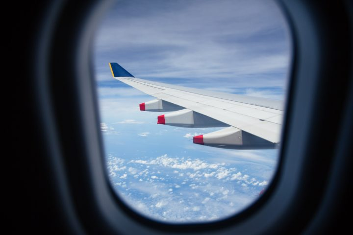 海外旅行保険が付帯で出張時にも安心