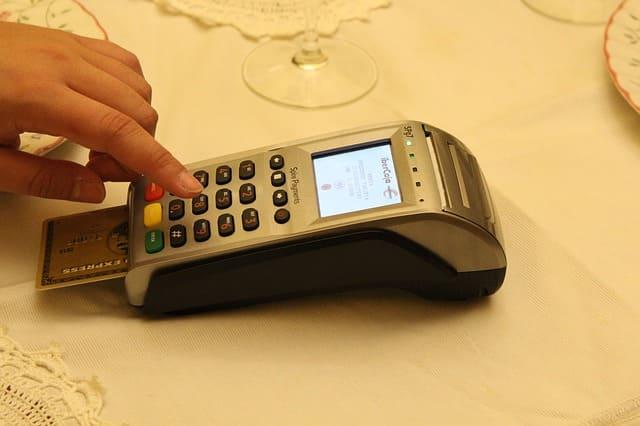 クレジットカード引き落とし時間
