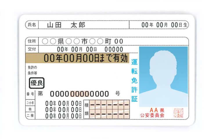 クレジットカードを店頭で受け取る場合の必要書類