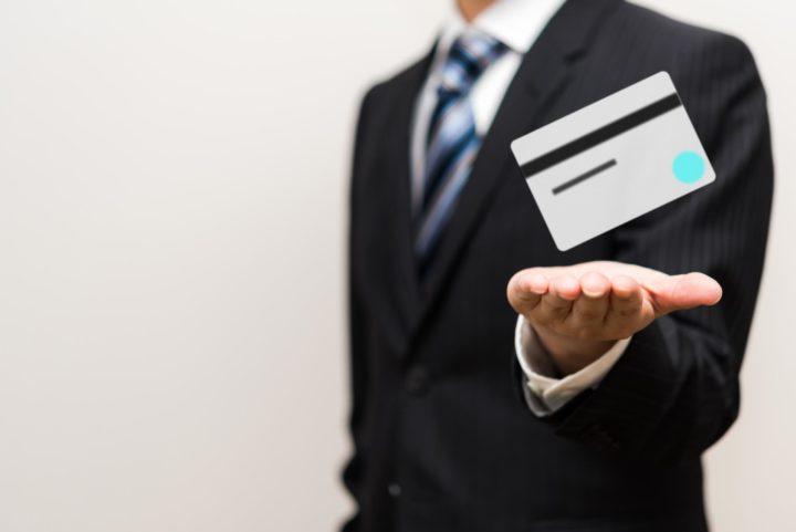 日本人のクレジットカード保有率は85%