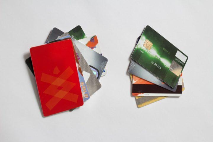 おしゃれなデザインのクレジットカード紹介
